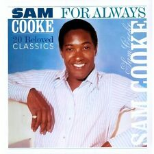 Sam Cooke FOR ALWAYS 180g Best Of 20 Songs ESSENTIAL COLLECTION New Vinyl LP