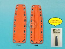 Special Ops 1/16 Modern Emergency Rescue Spine Board Stretcher Backboard 16012