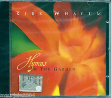 Kirk Whalum. Hymns In The Garden (2000) CD NUOVO Jesus paid it all Christ is all