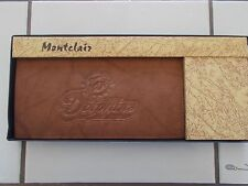 MIAMI DOLPHINS EMBOSSED NFL CHECKBOOK COVER