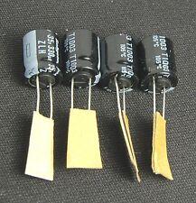 20pcs 330uf 35v Electrolytic Capacitors 35v330uf  Rubycon ZLH Low ESR JAPAN