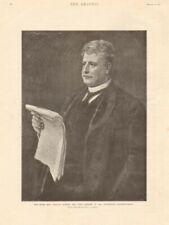 Antique (Pre - 1900) Open Edition Print Famous People Art Prints