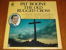 PAT BOONE - THE OLD RUGGED CROSS - 1977 STILL SEALED LP