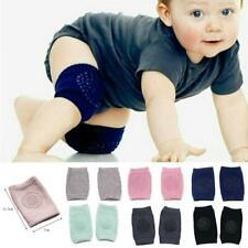 Kids Safety Crawling Elbow Cushion Pad Infants Toddlers Baby Knee Pads Protector