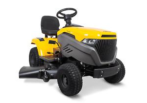 "Brand New Stiga Tornado 3108H 42"" Ride On Mower Free Trailer Automatic Lawnmower"