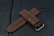 Leather Watch Strap for the Garmin Fenix 3, 5/5S/5X Sports Watches! [Handmade]