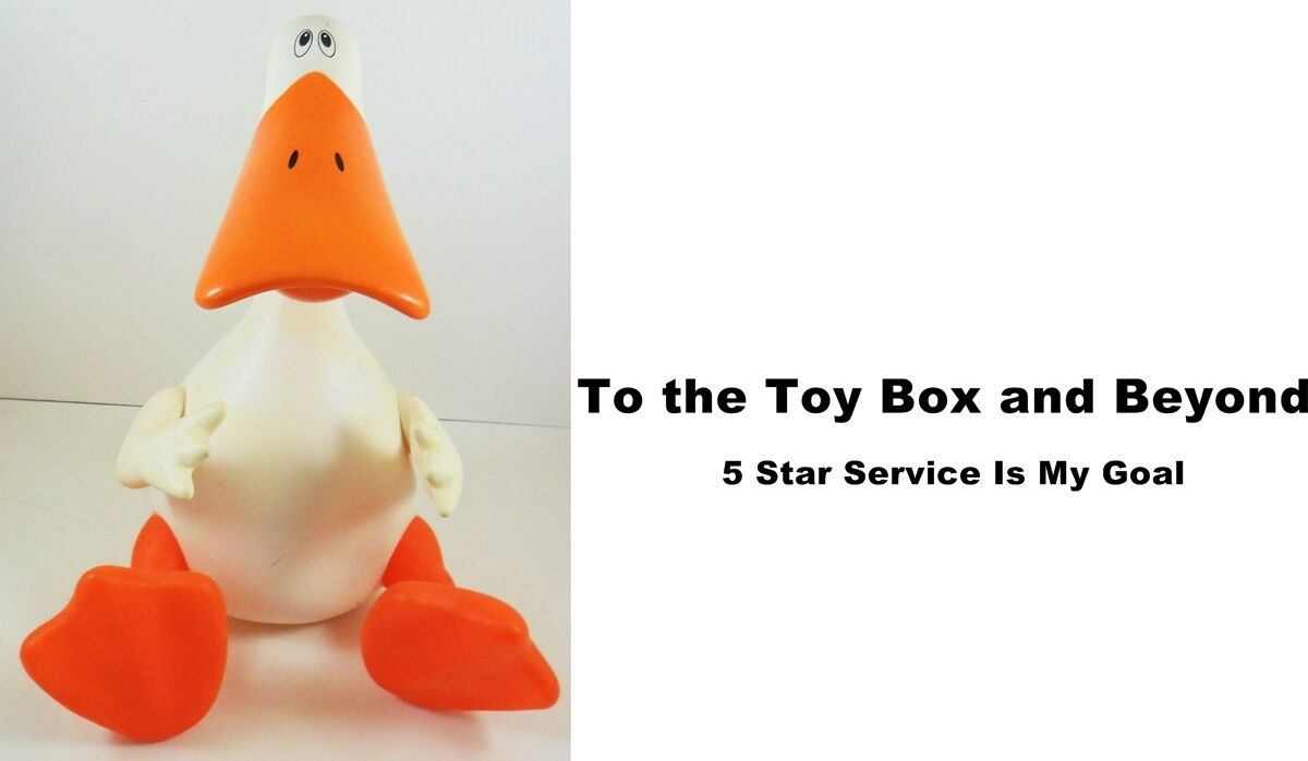To the Toy Box and Beyond