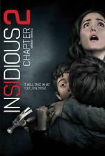 Insidious: Chapter 2Insidieux: Chapitre DVD