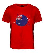 AUSTRALIEN FUßBALL HERREN T-SHIRT TEE SHIRT XS S M L XL 2XL 3XL 4XL 5XL