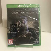 Middle-Earth: Shadow of War Xbox One Game - New & Sealed