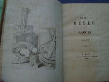 BORBONICA-REAL MUSEO DI NAPOLI-VOLUME SESTO-SPLENDIDE INCISIONI-1838