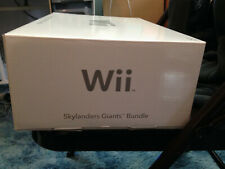 New listing Nintendo Wii Limited Edition Blue Console System! +extra controller! Desc4More