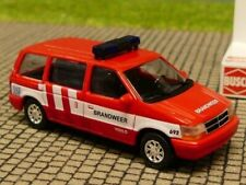 1/87 Busch Chrysler Voyager Feuerwehr Venlo NL 44608