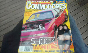 Street Commodores Magazine No 87 July '04 'SHOCK TACTICS'