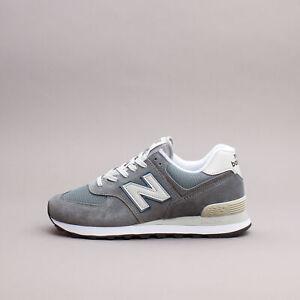 New Balance Lifestyle 574 Grey History Classic Pack Rare Men Shoes gym ML574BA2