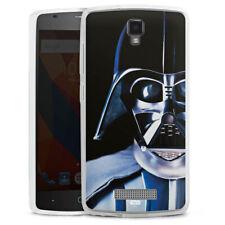 ZTE Blade L5 Silikon Hülle Case Handyhülle - Lord Vader