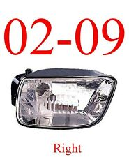 02 09 Trailblazer Right Fog Light Assembly, Chevy, Complete, NIB GM2593123