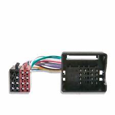 Mini Cooper Flat Pin ISO Stereo Car Audio Head Unit Harness Adaptor Wiring Lead