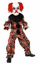 Smiffys Scary Clown Costume L - Age 10-12 years