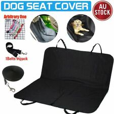 Pet Dog Seat Cover Protector Waterproof Hammock Back Rear Bench Mat for Car SUV
