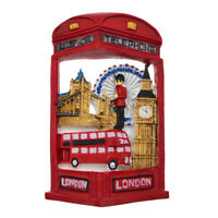 3D Souvenir Resin London Fridge Magnet Decor Refrigerator Sticker Travel Gift