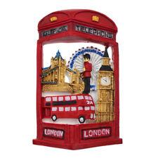 3D Souvenir Resin London Fridge Magnet Decor Refrigerator Sticker Travel Gift