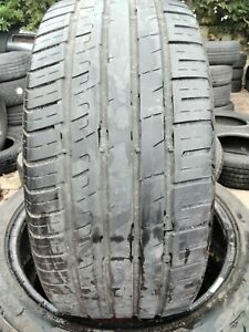 1x TYRES 225/45/17 94Y extra load general GT Altimax sport with 4.5mm