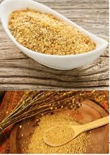 FLAX SEED POWDER FINE GROUND GOLD Cold Milled 1KG Linseed Gluten Free High Fibre
