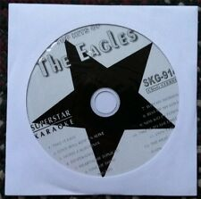 THE EAGLES KARAOKE CDG DISC GREATEST HITS DESPERADO MUSIC CD+G SONGS SUPERSTAR
