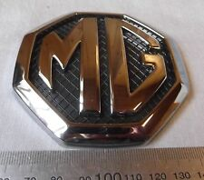 New Genuine MG Motor MG3 Brightwork 89mm Chrome Effect Badge Emblem 30060610