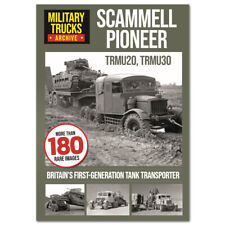 Military Truck Archive Vol 2 Scammell Pioneer Bookazine