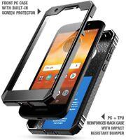 For Moto E5 Play Case [Heavy Duty] Shockproof Protective Moto E5 Cruise Cover