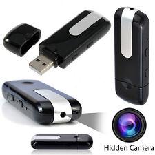 1080P HD DVR Hidden Spy Camera USB U-Disk mini camera DV Video Recorder Cam SD