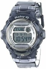 Casio BG169R-8 Baby G Digital Dial Transparent Resin Watch
