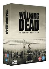 The Walking Dead: The Complete Seasons 1-7 (Box Set) [DVD]