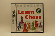 Learn Chess (Nintendo DS, 2009)