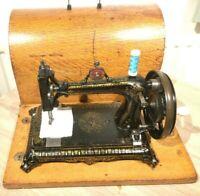 Harris Brunswick Antique Sewing Machine