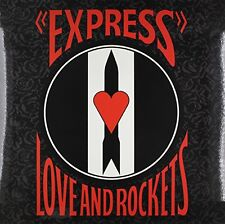 Love and Rockets - Express [New Vinyl] Ltd Ed, Red