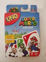 UNO: Super Mario Card Game - Mattel Games