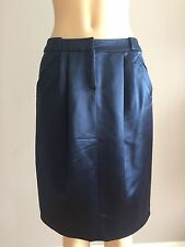 Valentino Skirt Royal Blue, Made in Italy,  NWT