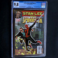 STAN LEE MEETS SPIDER-MAN #1 (2006) 💥 CGC 9.8 💥 AMAZING FANTASY 15 HOMAGE!