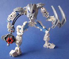 Lego Bionicle Toa Mahri Toa Matoro 8915 Complete Figure 8in W Gatling Gun 9 Ammo