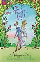 'Twelfth Night' A Shakespeare Story Paperback Book