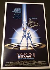BRUCE BOXLEITNER Authentic Hand-Signed TRON 11x17 Photo
