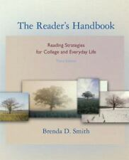 The Reader's Handbook: Reading Strategies for College and Everyday Life (with