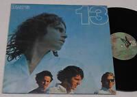 DOORS:LP-13-TOP ITALY PRESS 1977 EX