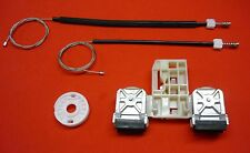 For Skoda Fabia window regulator repair kit front left new model 2008 2012