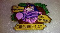 Disney pin Mickey's Circus Mystery Collection Sinister Sideshows Cheshire Cat