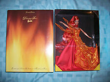 DANCING FIRE BARBIE Essence of Nature 2000 MIB!!