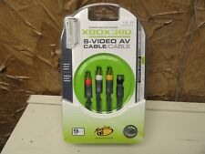 Xbox 360 S-Video / AV Cable - 9 Ft. - New Factory Sealed